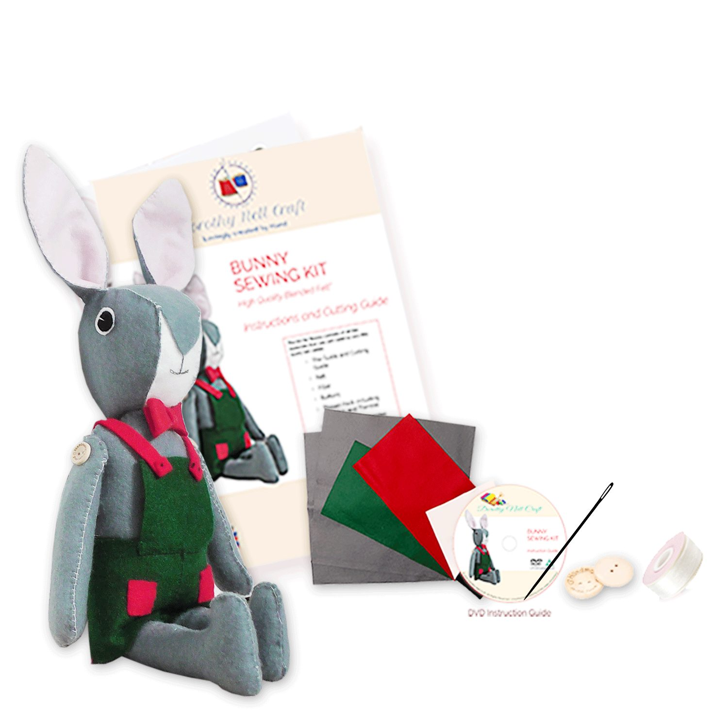 Bunny Sewing Kit