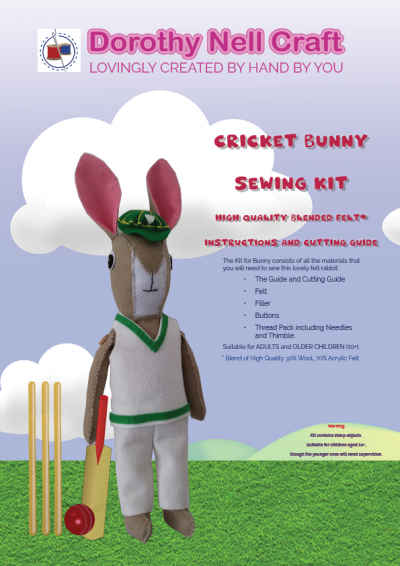 Cricketer Sewing Kit