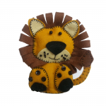 Decracraft Felt Lion Kit